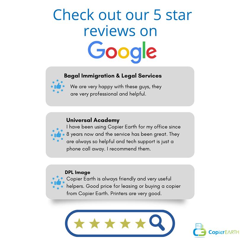 Google Reviews Page